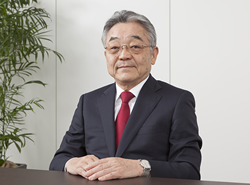 Nobuhiro Higashiiriki Chief Executive for the Environment